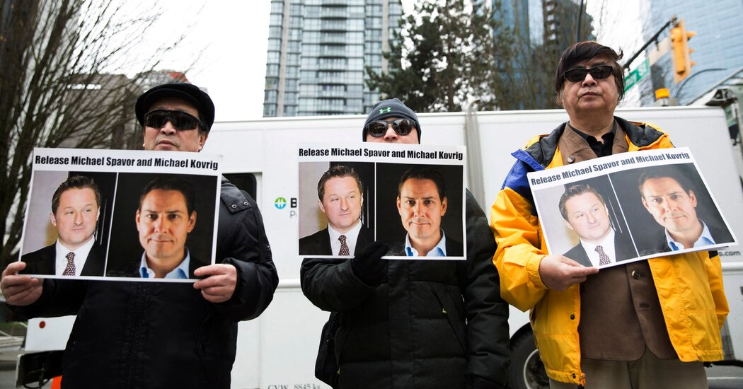 Canadians to Stand Trial in China for Spying: What We Know