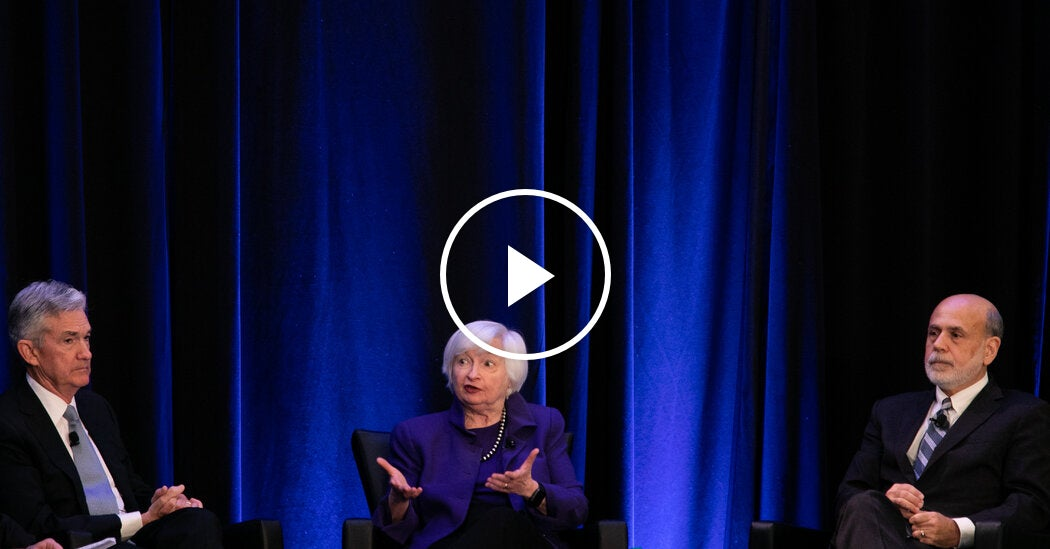 Powell and Yellen Testify On Economic Support and Growth