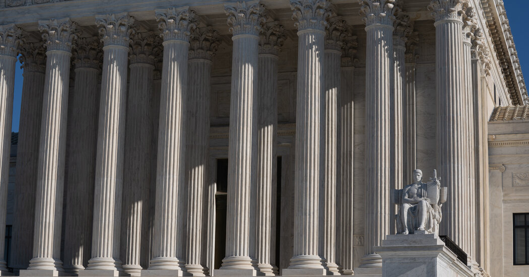 Supreme Court Looks for Narrow Path in Investors' Suit Against Goldman Sachs