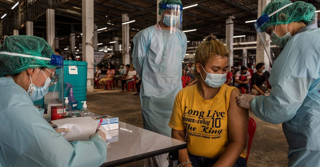 World leaders call for an international treaty to combat future pandemics.