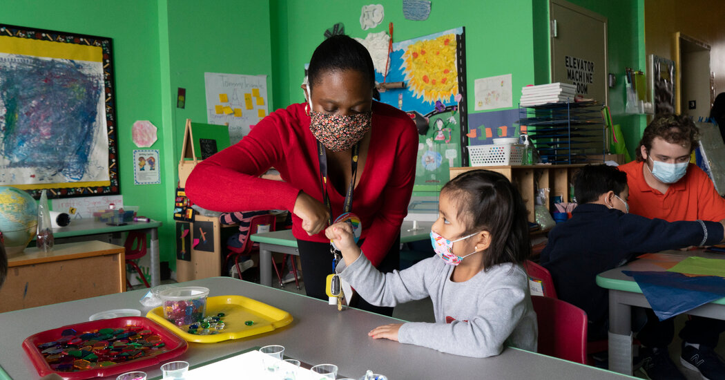 In Their Own Words: Why Health Experts Say Elementary Schools Should Open