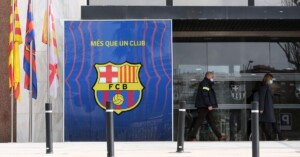 Police Raid F.C. Barcelona's Offices