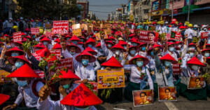 Myanmar Coup Protests: Resistance, a Crackdown and New Charges