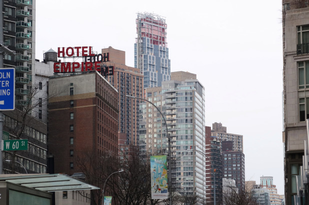 NYC activists make last-ditch effort to chop 200 Amsterdam down to size