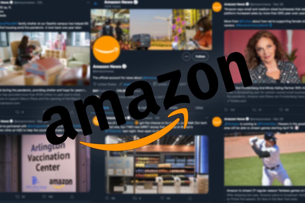Amazon wanted Twitter warriors with 'great sense of humor,' leaked doc shows