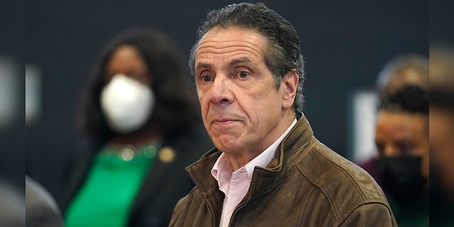 Cuomo sexual harassment allegations remain unaddressed by National Governors Association, which he chairs