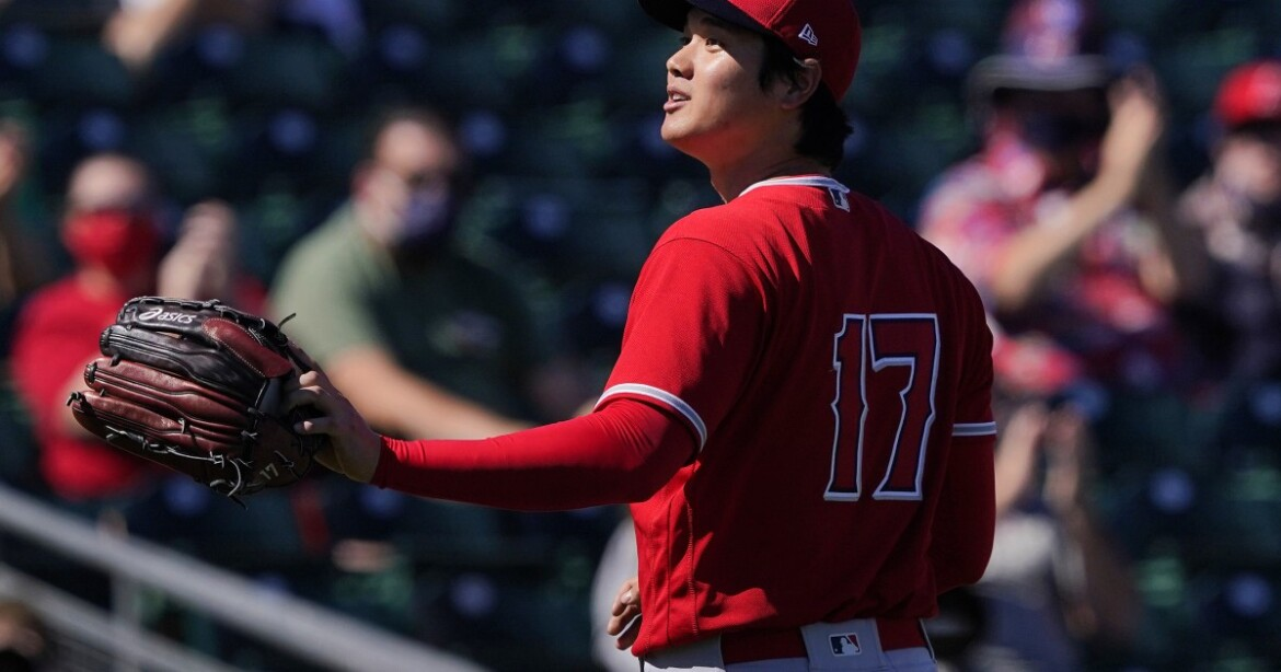 Five Angels observations: The Mike Trout question, Shohei Ohtani's confident and more