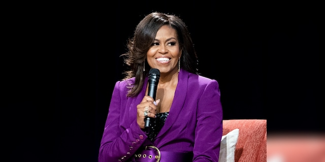 Michelle Obama looking ahead to 'retirement,' passing torch to younger generation