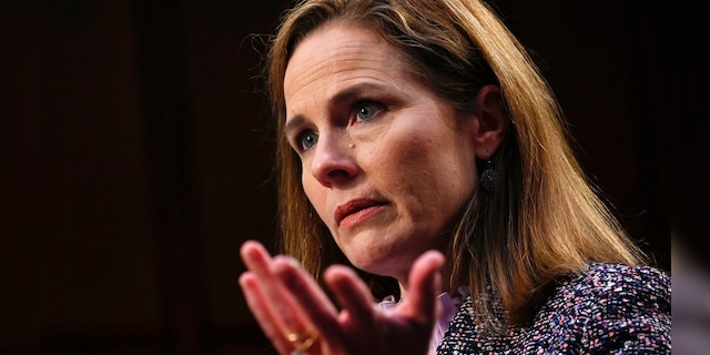 Justice Amy Coney Barrett issues first Supreme Court opinion