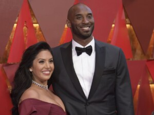 Vanessa Bryant: Kobe and Gigi 'motivate me to keep going'
