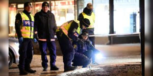 Sweden: Terrorism eyed after ax attack injures 8