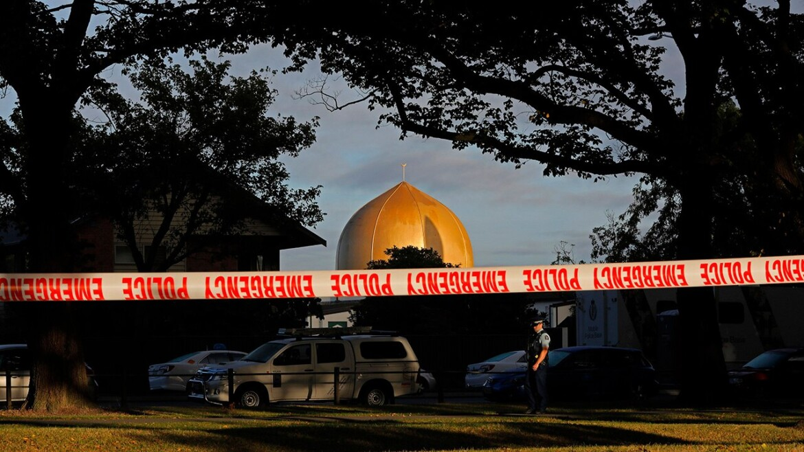 New Zealand man charged over threats to Christchurch mosques