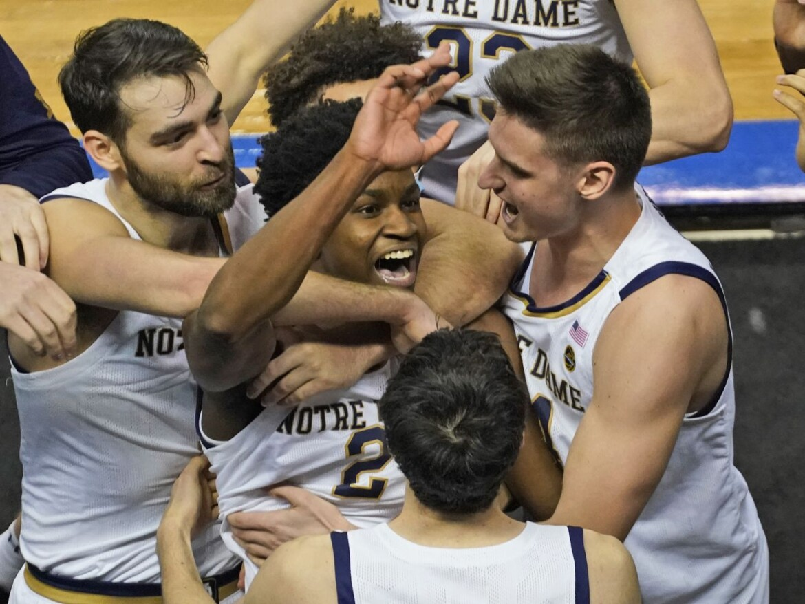 Notre Dame tops Wake Forest in ACC tournament