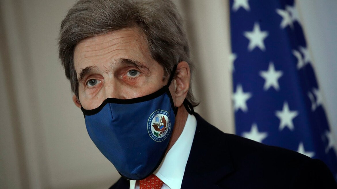 Tom Cotton says John Kerry has long history of 'not following' rules he imposes