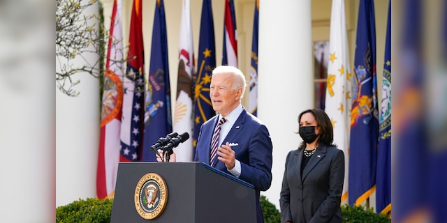 Biden's populist pitch: COVID-19 relief package 'puts working people in this nation first'