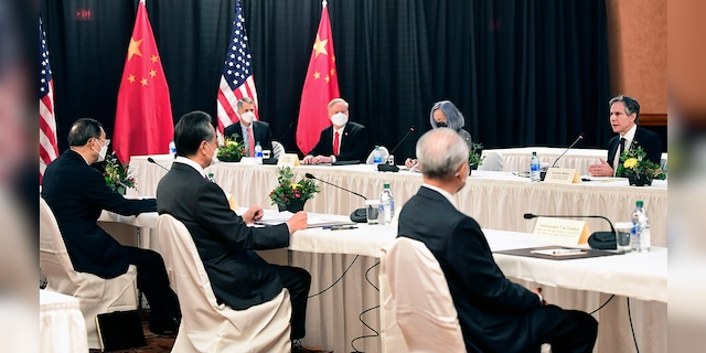 US official accuses China of 'grandstanding' in tense bilateral talks