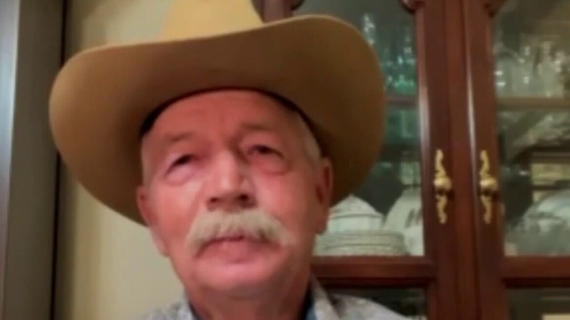 Arizona rancher slams Biden border policy shift: They're 'letting everybody come'