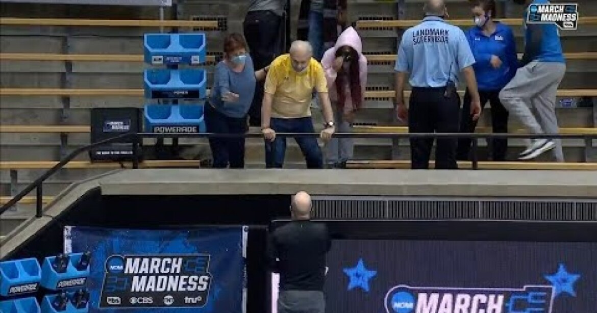 After UCLA's win, Mick Cronin reunites with dad for first time in more than a year