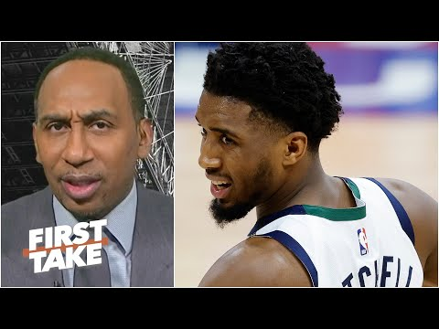 'Are you kidding me?' – Stephen A. reacts to refs ejecting Donovan Mitchell | First Take