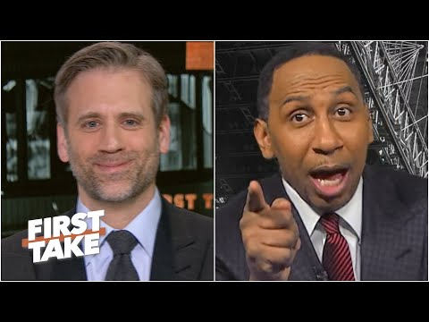 Stephen A. rips Max for saying 'Big Ben is the WORST QB in the AFC North' | First Take