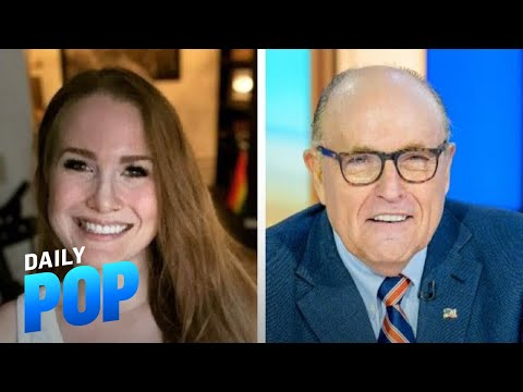 """Rudy Giuliani's Daughter Loves Being a """"Unicorn"""" in Threesomes 