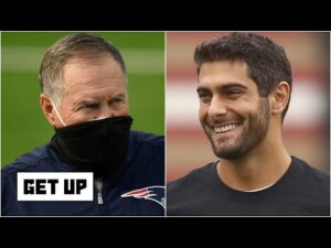 Should the Patriots pursue Jimmy Garoppolo? | Get Up