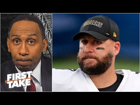 It's 'incredibly insulting' to call Big Ben a game manager – Stephen A. rips Max's claim |First Take