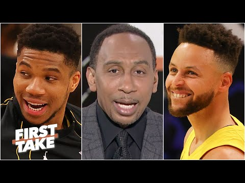 Stephen A. and Max react to 2021 NBA All-Star | First Take