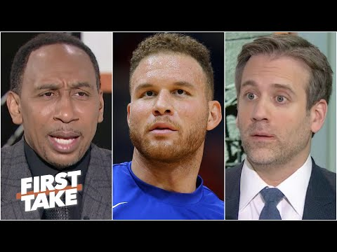 First Take reacts to Blake Griffin to the Nets