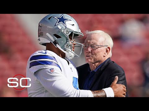 Dak Prescott and the Cowboys agree to a new contract | SportsCenter