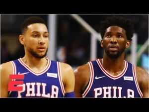 Reacting to Ben Simmons and Joel Embiid missing the 2021 NBA All-Star Game | Bart & Hahn