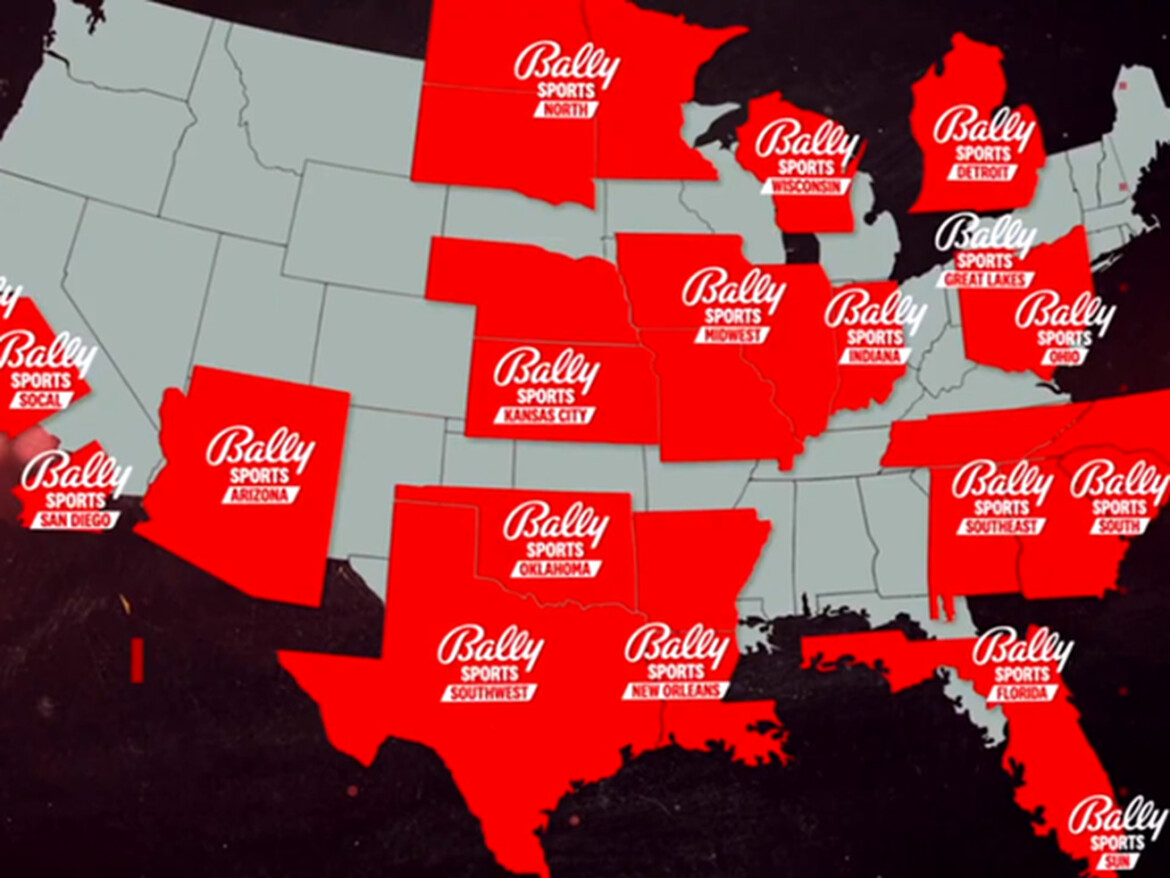 Chicago-based Stadium producing Bally Sports network's launch show