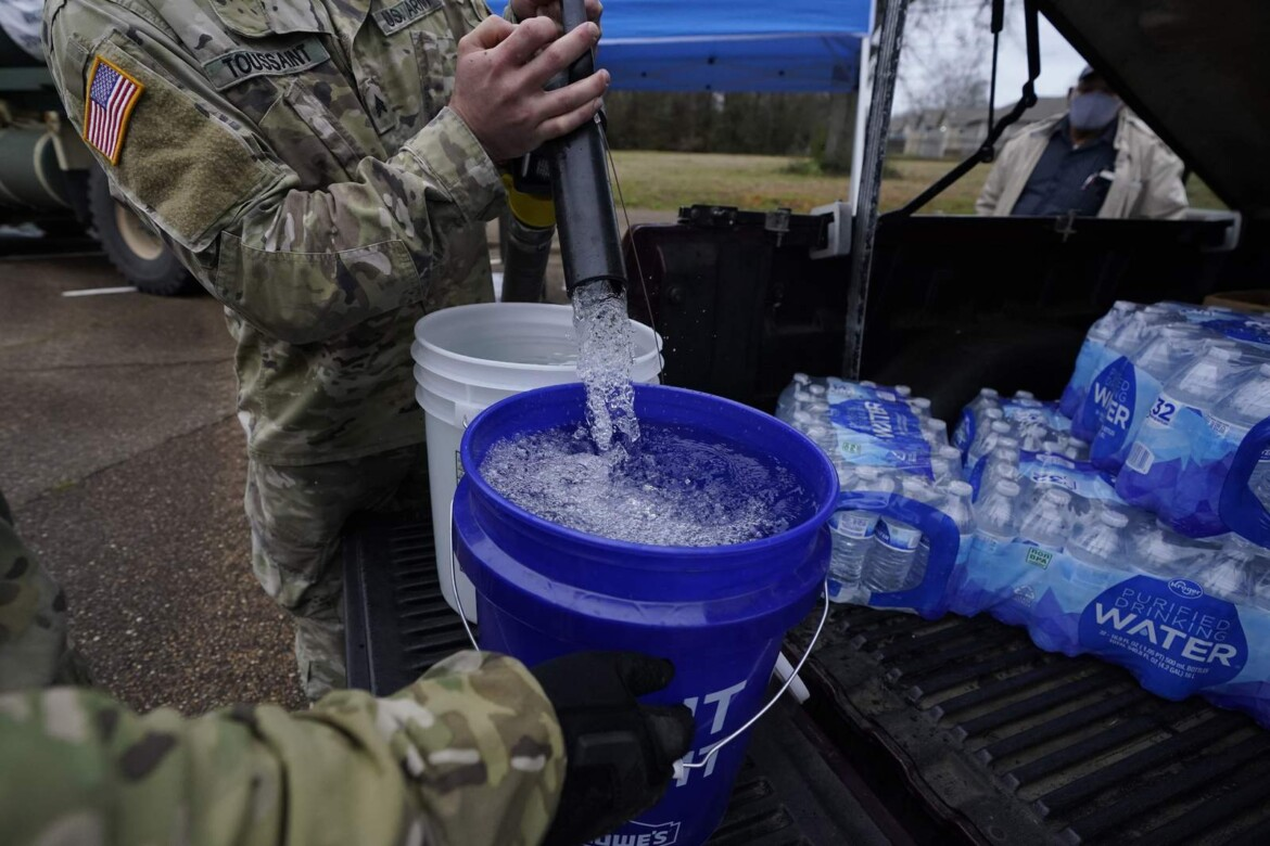 Water crisis continues in Mississippi, weeks after cold snap