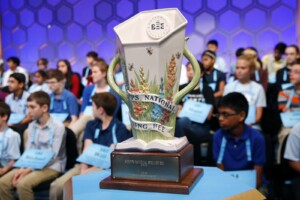 Nonprofit leader takes over as National Spelling Bee chief