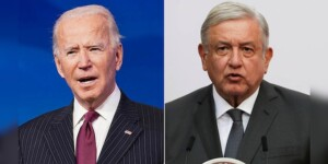 Biden meeting with Mexico president amid efforts to roll back Trump immigration policies