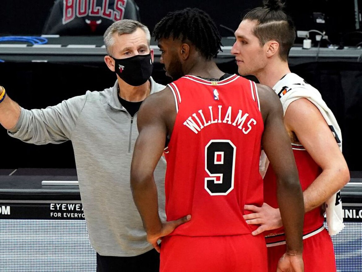 The All-Star Break could be a scary time for the NBA and the Bulls