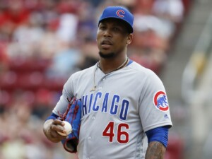 Source: Pedro Strop away from Cubs after violating COVID-19 protocols