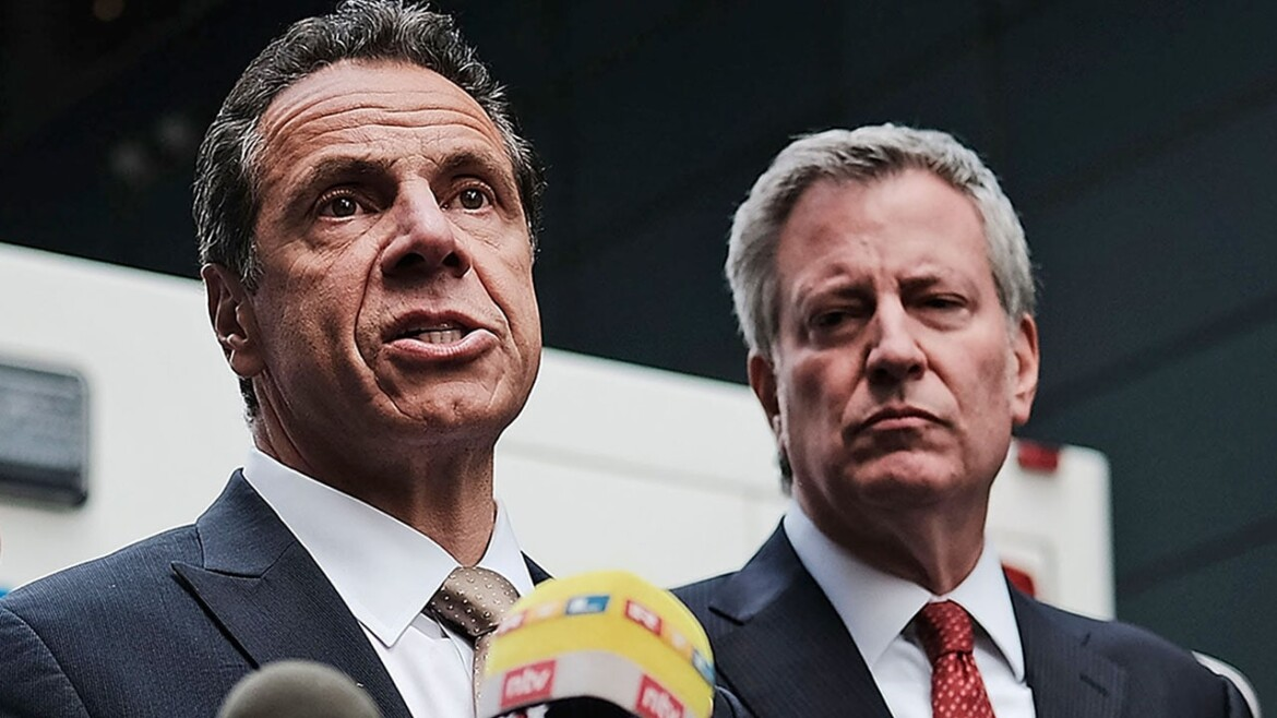 De Blasio calls for Cuomo to resign after latest allegations: 'He can no longer serve as governor'