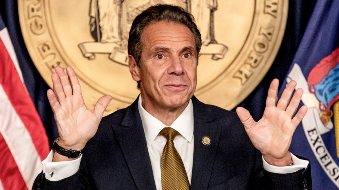Cuomo's inner circle circulated letter to tarnish accuser: report
