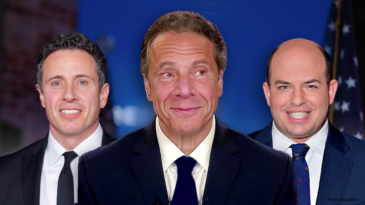 Cuomo had staffers document which networks covered his press briefings and for how many minutes a day: Report