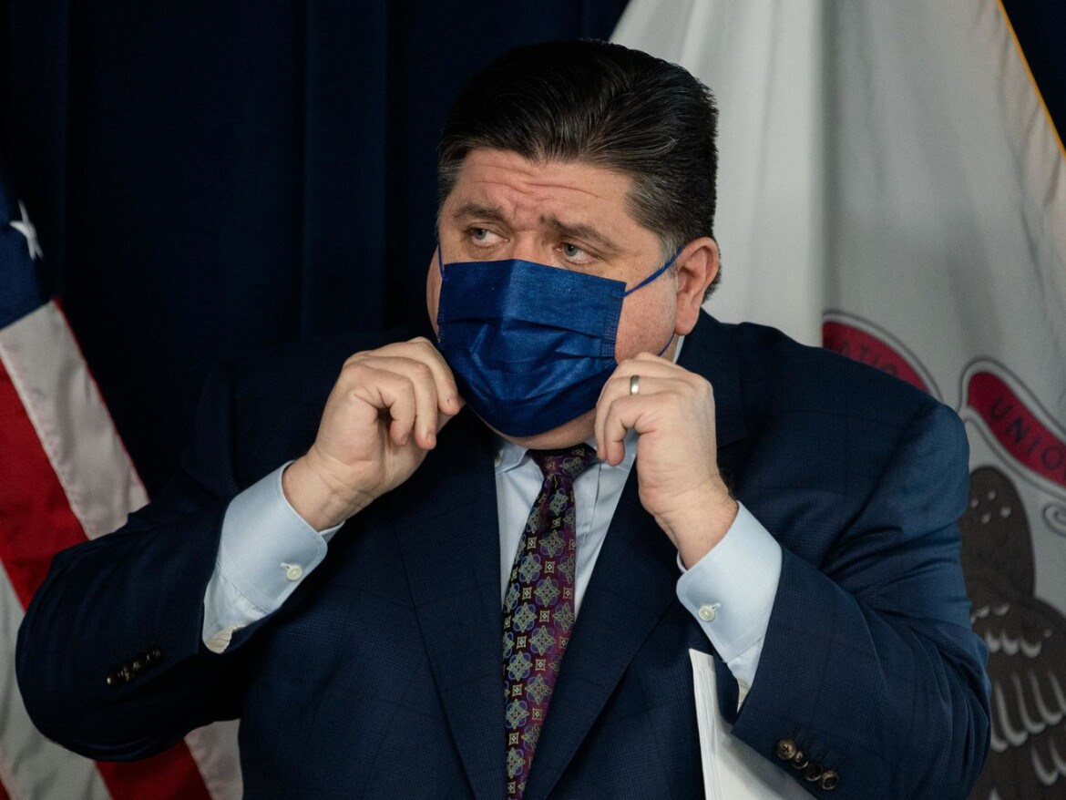 Reopening plan to be announced in 'next few days' — Pritzker optimistic Illinois is 'getting to the end of the pandemic'