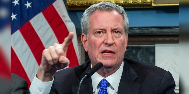 De Blasio announces 'unprecedented' racial justice commission to rethink NYC laws