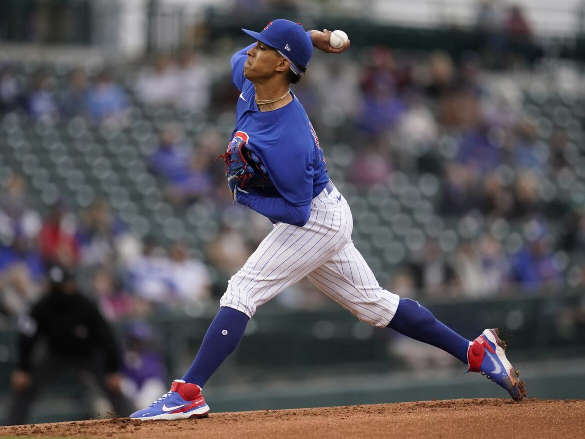 Despite option ruling, Adbert Alzolay ready to pitch for Cubs in 2021