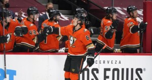 Ducks defeat Avalanche in overtime to snap nine-game losing streak