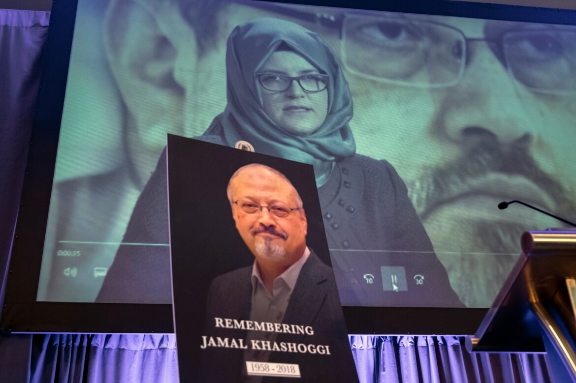 Khashoggi's fiancée calls for Saudi crown prince to be punished 'without delay'
