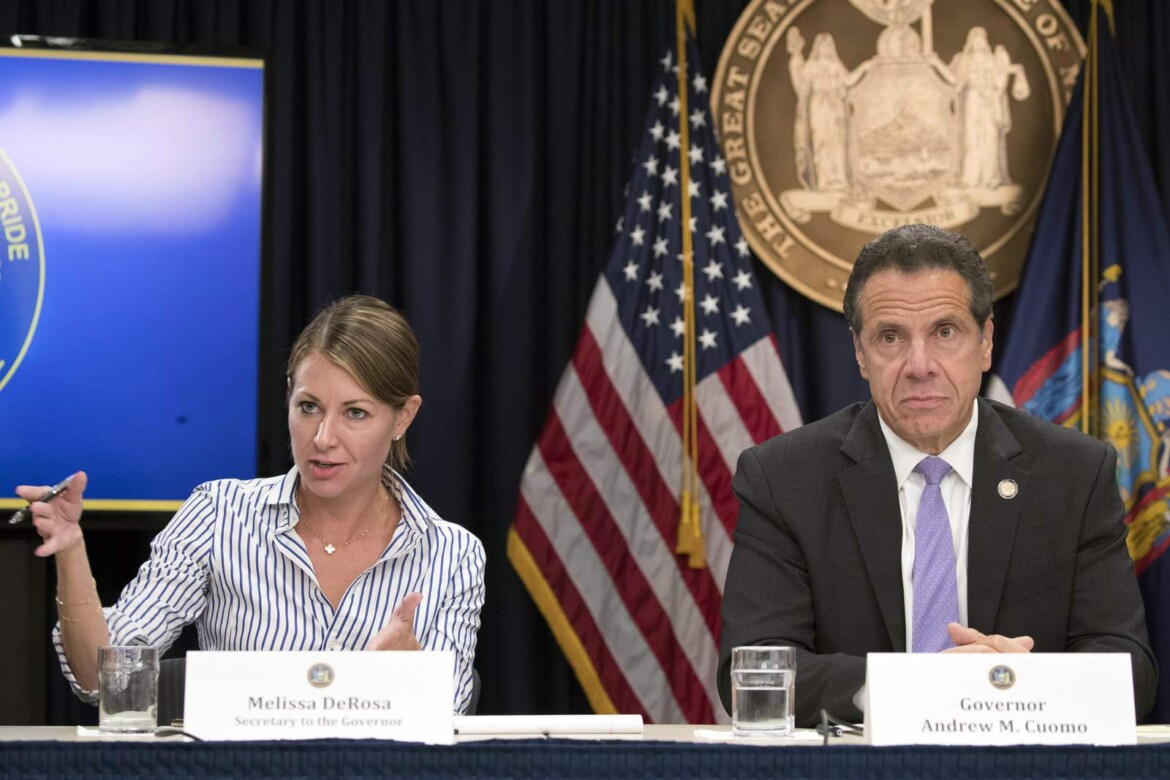 NY officials removed fuller tally of nursing home deaths