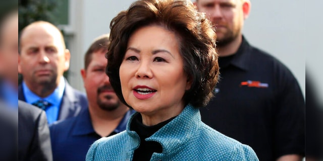 Former Transportation Secretary Elaine Chao faulted by DOT inspector general