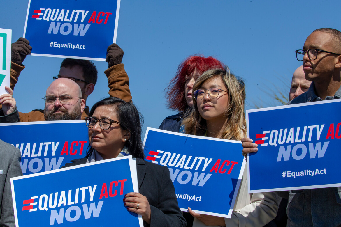 Why the Equality Act Is So Important