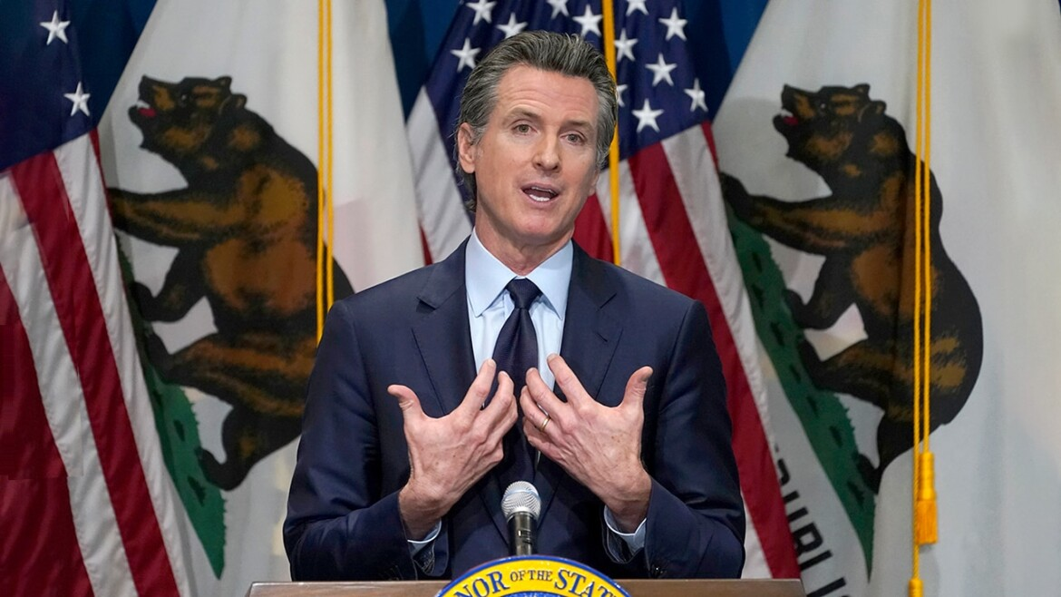 Newsom blasts Abbott for reopening Texas: 'Absolutely reckless'