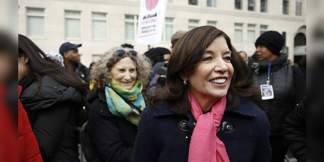 Who is Cuomo's lieutenant governor? Kathy Hochul thrust into spotlight amid governor's mounting scandals
